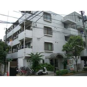 東京都世田谷区、世田谷駅徒歩12分の築28年 4階建の賃貸マンション