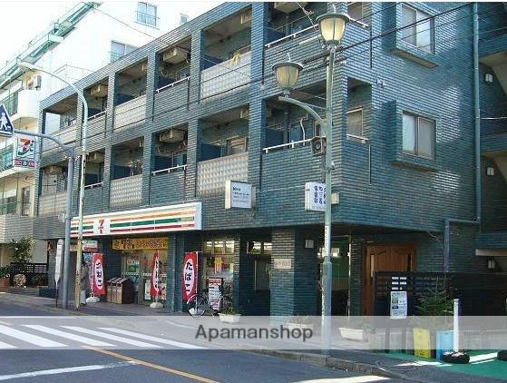 東京都杉並区、富士見ヶ丘駅徒歩10分の築20年 5階建の賃貸マンション
