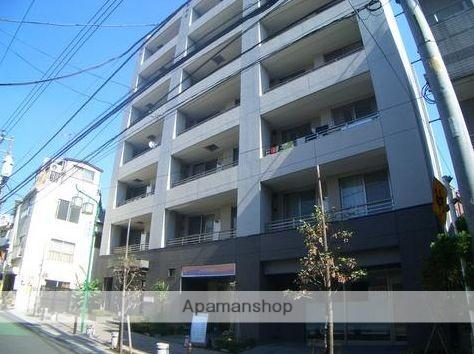 東京都新宿区、信濃町駅徒歩13分の築12年 8階建の賃貸マンション