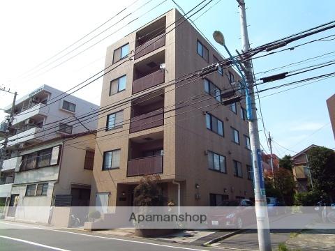 東京都新宿区、市ケ谷駅徒歩12分の築17年 5階建の賃貸マンション