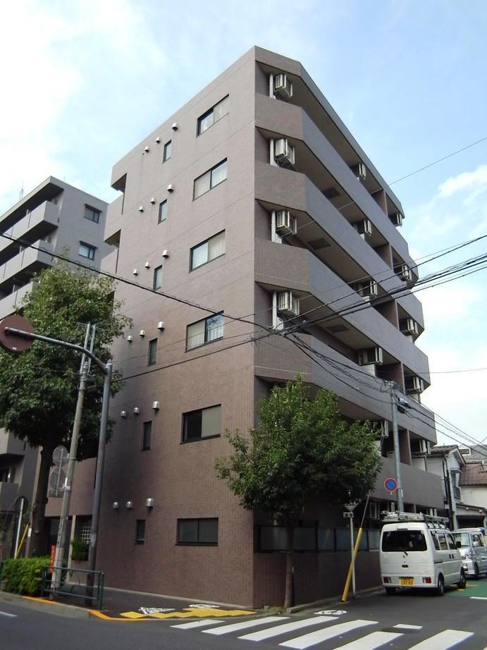 東京都中野区、野方駅徒歩14分の築17年 6階建の賃貸マンション