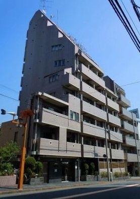 東京都新宿区、神楽坂駅徒歩12分の築16年 10階建の賃貸マンション