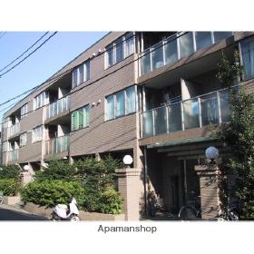 東京都世田谷区、三軒茶屋駅徒歩15分の築18年 3階建の賃貸マンション