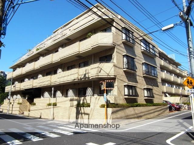 東京都新宿区、牛込柳町駅徒歩5分の築32年 6階建の賃貸マンション