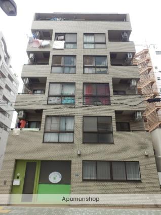 東京都台東区、田原町駅徒歩13分の築22年 6階建の賃貸マンション