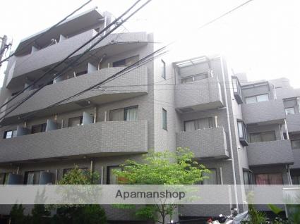 東京都品川区、大崎駅徒歩9分の築18年 5階建の賃貸マンション