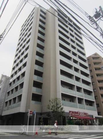 東京都台東区、蔵前駅徒歩7分の築4年 14階建の賃貸マンション