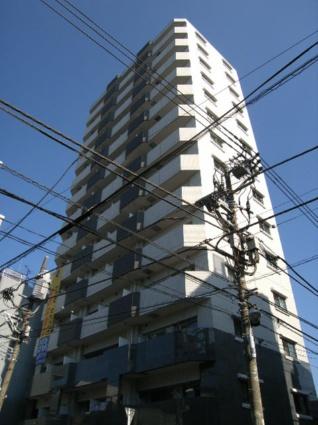 東京都台東区、田原町駅徒歩7分の築8年 14階建の賃貸マンション