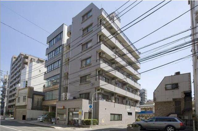 東京都品川区、大井町駅徒歩6分の築24年 7階建の賃貸マンション