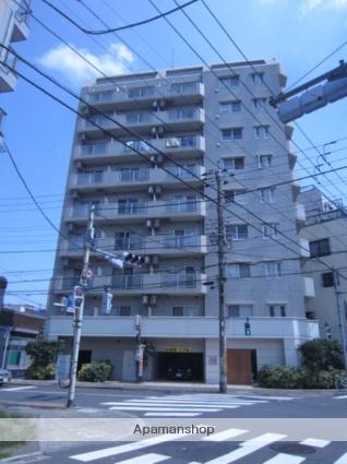 東京都台東区、南千住駅徒歩13分の築8年 10階建の賃貸マンション