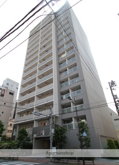 東京都台東区、稲荷町駅徒歩8分の築8年 16階建の賃貸マンション