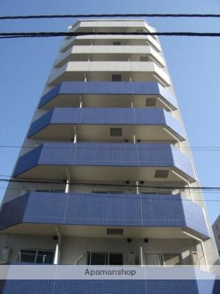 東京都台東区、新御徒町駅徒歩9分の築8年 10階建の賃貸マンション