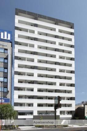 東京都台東区、三ノ輪駅徒歩1分の築9年 15階建の賃貸マンション