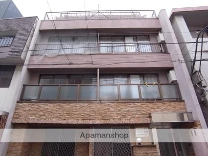 東京都台東区、浅草駅徒歩13分の築46年 6階建の賃貸マンション