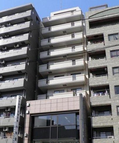 東京都台東区、田原町駅徒歩14分の築28年 11階建の賃貸マンション