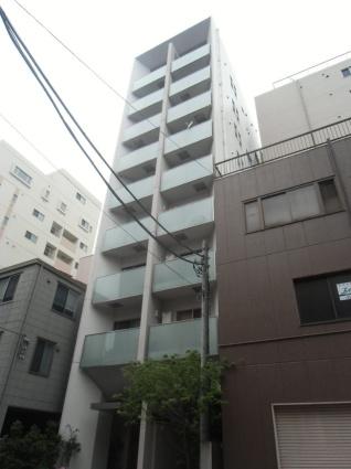 東京都台東区、鶯谷駅徒歩13分の築10年 9階建の賃貸マンション