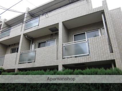 東京都台東区、日暮里駅徒歩13分の築10年 3階建の賃貸マンション