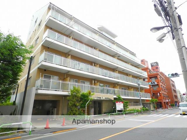東京都文京区、後楽園駅徒歩11分の築9年 7階建の賃貸マンション
