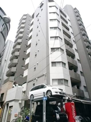 東京都品川区、大崎駅徒歩12分の築9年 11階建の賃貸マンション