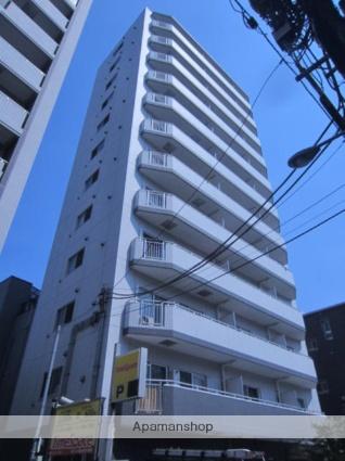 東京都台東区、鶯谷駅徒歩12分の築3年 12階建の賃貸マンション