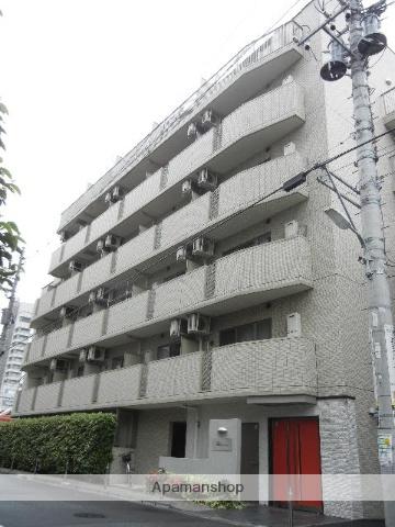 東京都品川区、北品川駅徒歩8分の築7年 6階建の賃貸マンション