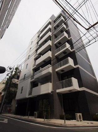 東京都品川区、大森駅徒歩6分の築5年 8階建の賃貸マンション