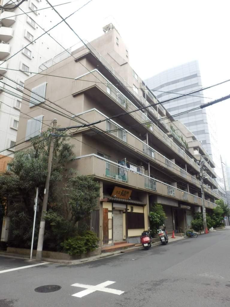 東京都台東区、浅草駅徒歩3分の築36年 4階建の賃貸マンション