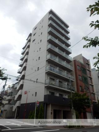 東京都台東区、鶯谷駅徒歩15分の築1年 10階建の賃貸マンション