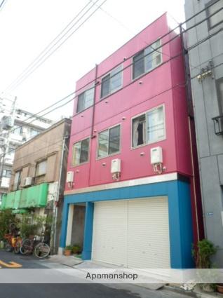 東京都台東区、浅草駅徒歩13分の築1年 3階建の賃貸アパート
