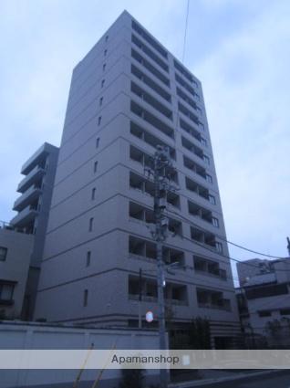 東京都台東区、田原町駅徒歩7分の築1年 13階建の賃貸マンション