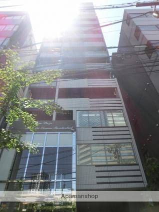 東京都品川区、大崎駅徒歩3分の築2年 15階建の賃貸マンション