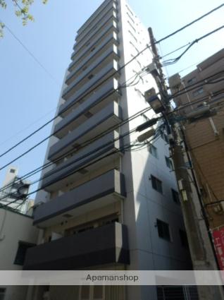 東京都台東区、浅草駅徒歩2分の築1年 13階建の賃貸マンション