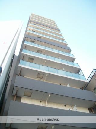 東京都台東区、田原町駅徒歩2分の新築 15階建の賃貸マンション