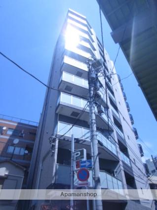 東京都台東区、日暮里駅徒歩8分の新築 11階建の賃貸マンション
