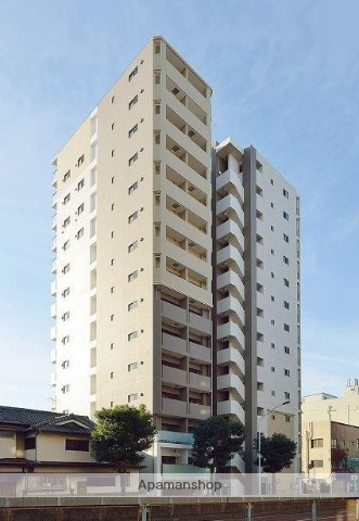 東京都品川区、大井町駅徒歩5分の築3年 15階建の賃貸マンション