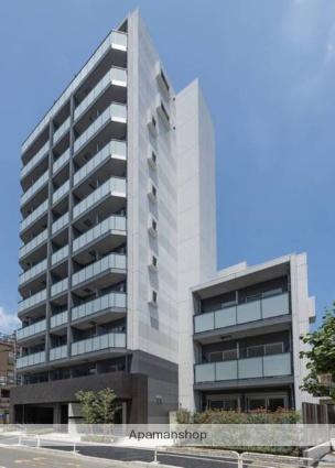 東京都品川区、大井町駅徒歩14分の新築 11階建の賃貸マンション