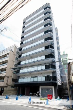 東京都品川区、戸越銀座駅徒歩12分の新築 11階建の賃貸マンション