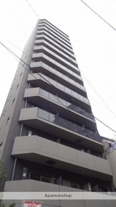 東京都港区、新橋駅徒歩8分の新築 15階建の賃貸マンション