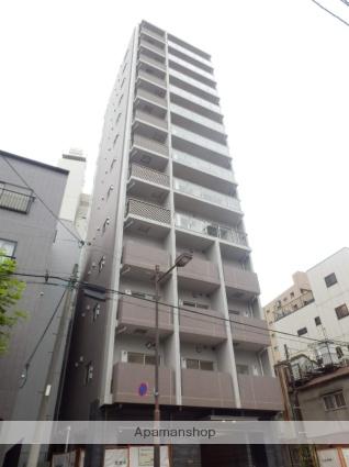 東京都台東区、稲荷町駅徒歩11分の新築 13階建の賃貸マンション
