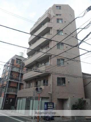 東京都台東区、鶯谷駅徒歩13分の築6年 8階建の賃貸マンション