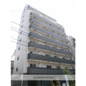 東京都台東区、上野駅徒歩5分の築6年 11階建の賃貸マンション