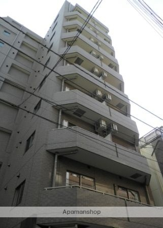 東京都台東区、上野駅徒歩5分の築6年 10階建の賃貸マンション