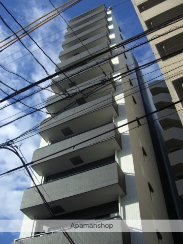 東京都台東区、南千住駅徒歩8分の築5年 14階建の賃貸マンション