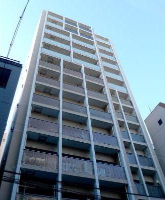東京都台東区、浅草駅徒歩7分の築5年 14階建の賃貸マンション