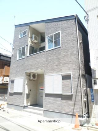 東京都台東区、浅草駅徒歩7分の築5年 2階建の賃貸アパート
