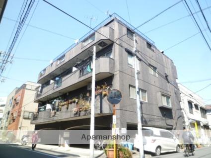東京都台東区、南千住駅徒歩15分の築35年 4階建の賃貸マンション
