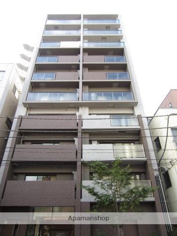 東京都台東区、三ノ輪駅徒歩13分の築4年 12階建の賃貸マンション