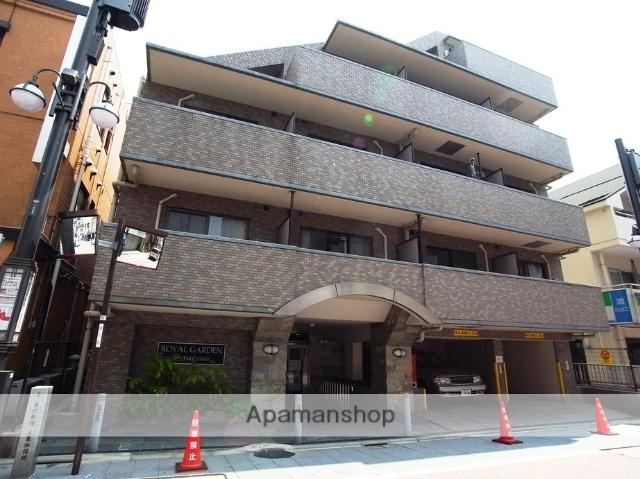 東京都品川区、品川駅徒歩11分の築16年 6階建の賃貸マンション