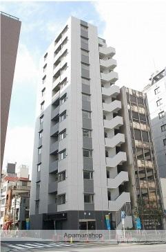 東京都台東区、上野駅徒歩6分の築3年 12階建の賃貸マンション