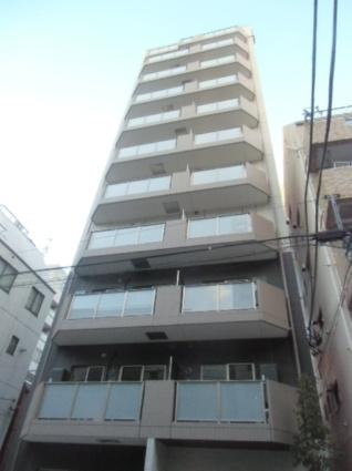 東京都台東区、新御徒町駅徒歩6分の築2年 11階建の賃貸マンション